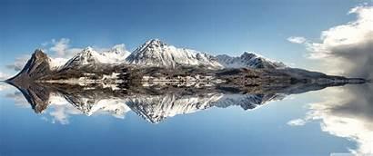 3440 Mountains Norway 1440 4k Ultra Desktop