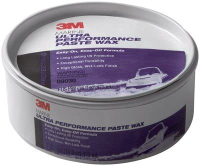 3m marine ultra performance paste wax 3m united states