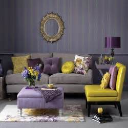 purple livingroom boho living room purple