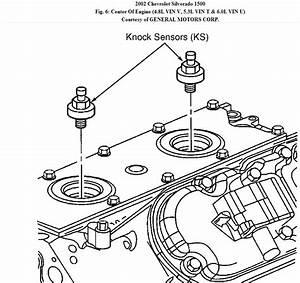 2002 Chevrolet Silverado 1500 4 3l Intake Diagram