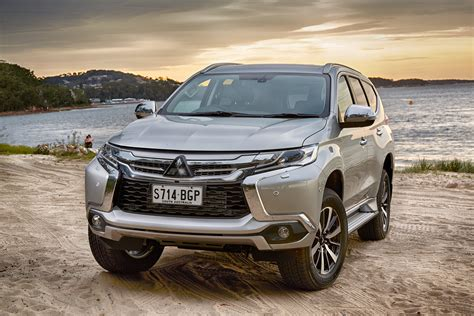 pajero exceed 2016 2016 mitsubishi pajero sport review caradvice
