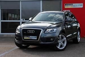 Avis Audi Q5 : audi q5 3 0 v6 tdi quattro s line d 39 occasion bmje auto deutschland dole 39 jura ~ Melissatoandfro.com Idées de Décoration