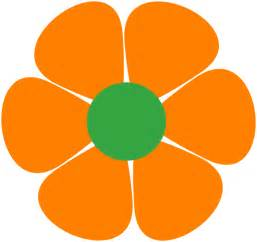 Flower Power Clip Art