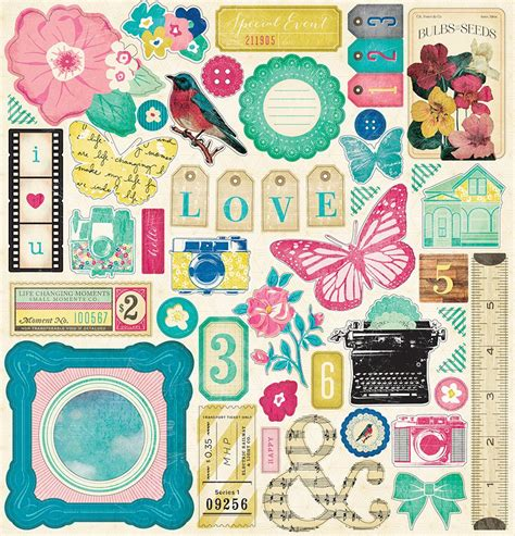 american crafts crate paper maggie holmes collection