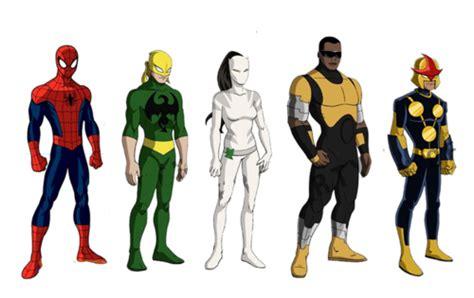 ultimate spider man cartoon geek since birth