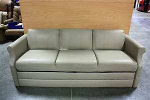 Used rv sofa luxury used rv sleeper sofa 82 in flexsteel for Sectional sofas for campers