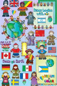 clip of around the world by dianne j hook classroom clip