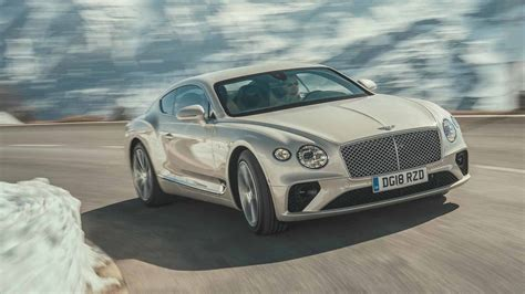 2019 Bentley Continental Gt First Drive A Grand Grand Tourer