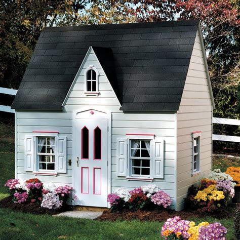 cottage playhouse princess cottage lilliput play homes