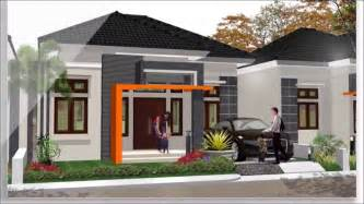 trend desain rumah minimalis sederhana idaman