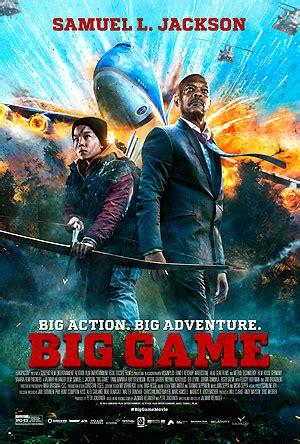big game  samuel  jackson  trailer release