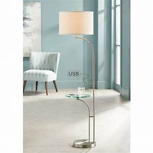 620 best floor lamps images on pinterest floor lamps With possini euro derrick floor lamp with tray table