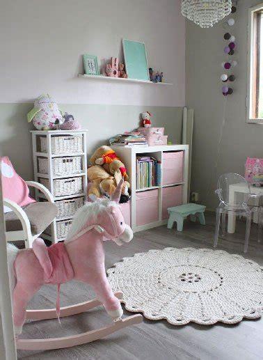 chambre fille gris couleur déco pour la peinture chambre fille deco cool