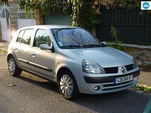 Clio 4 Occasion Pas Cher : achat renault clio ii 1 6 luxe prestige 2004 d 39 occasion pas cher 3 500 ~ Gottalentnigeria.com Avis de Voitures