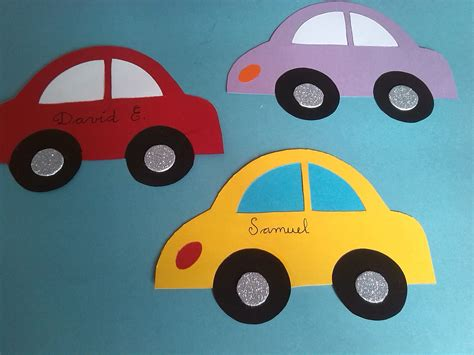 coches ideas para decorar