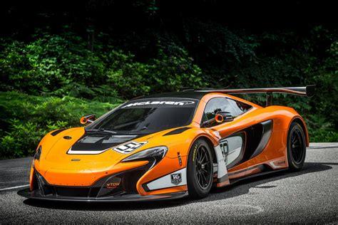 Mclaren Unveils 650s Gt3 Race Car At The Goodwood Fos
