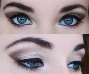 Blue Eyes Prom Makeup Ideas