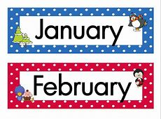 Calendar clipart 12 month Pencil and in color calendar