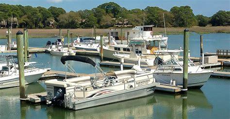 Pontoon Boat Rental Hilton Head by Hilton Head Pontoon Boat Rentals Hourly Boat Rentals