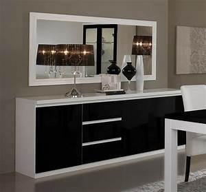 40 idées pour votre intérieur avec le bahut noir laqué Archzine fr