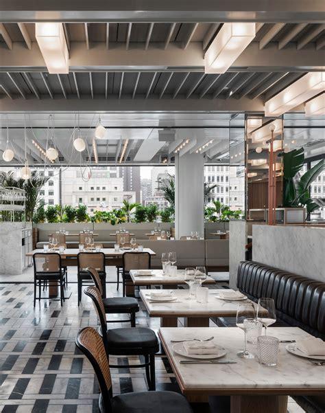 marcus restaurant terrace montreal quebec canada restaurant review conde nast traveler