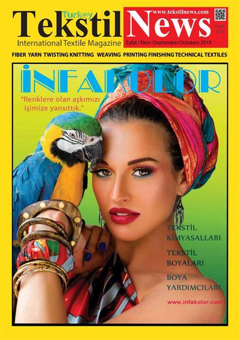 TekstilNews Magazine by tekstilnewsmagazine - Issuu
