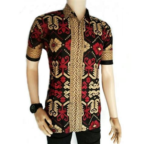 jual baju batik terbaik lazada co id