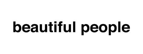 ビューティフル ピープル(beautiful People)の求人・転職・派遣ならida