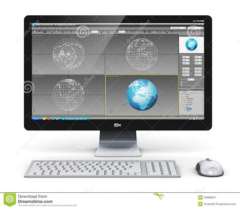 ordinateur de bureau professionnel poste de travail professionnel d 39 ordinateur de bureau