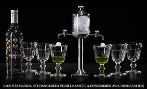 Fontaine A Alcool : absinthe alcooclic ~ Teatrodelosmanantiales.com Idées de Décoration