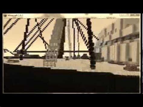 rms lusitania wreck inside rms lusitania inside minecraft project