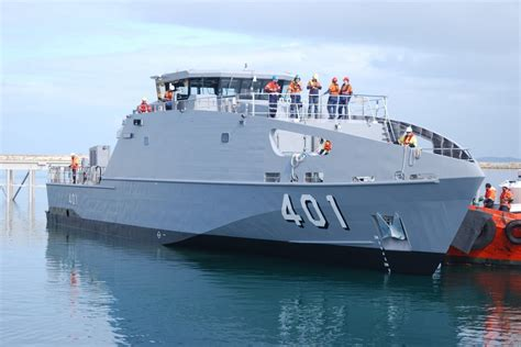 Pacific Class Patrol Boat by Austal Launched Guardian Class Pacific Patrol Boat