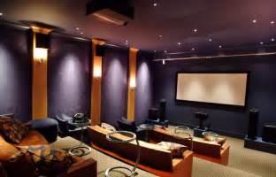 home theatre interior design home theater design modern magazin