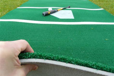 Baseball Doormat by Baseball Mats