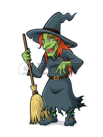 stock photo halloween pictures  print witch