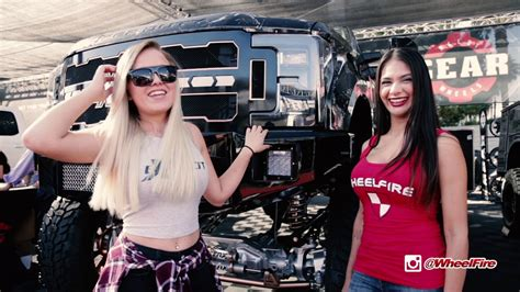 ruthless ford  sema build   barbie youtube