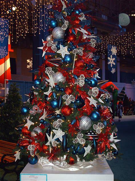 patriotic christmas tree flickr photo sharing