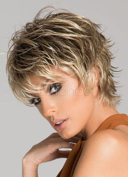 hair styles layered s wigs flaxen wave curly wigs 1799