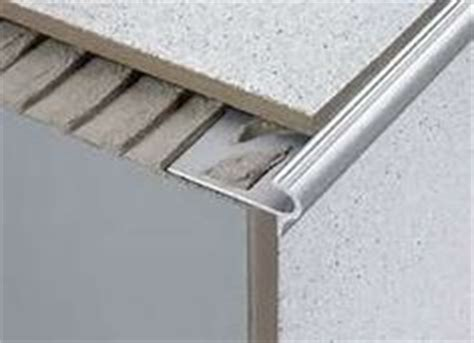 tile stair nosing trim how to do stair nose edges with tile or other flooring