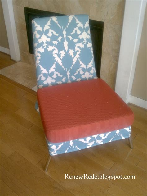 sew  chair slip cover allfreesewingcom