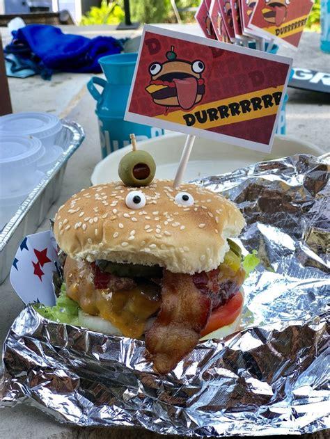 party       durr burger food bar