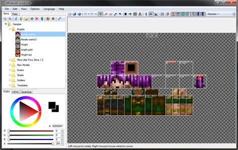 mcskind  real time skin editor minecraftnet
