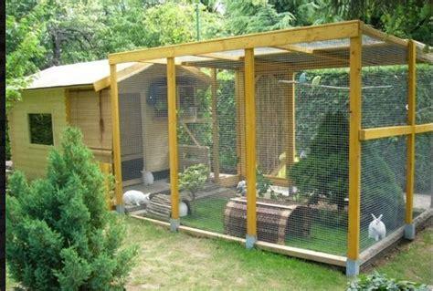 Come Costruire Gabbie Per Conigli - recinto per conigli soluzione fai da te e pronta all uso