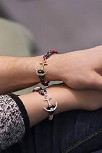 Cadeau Pour 1 An De Couple : bracelet couple homme et femme ~ Melissatoandfro.com Idées de Décoration
