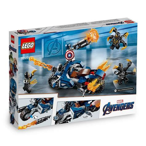 Cheap Disney Sale - Captain America Outriders Attack Play ...