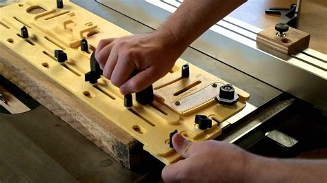 jointing  straight edge   table    microdial