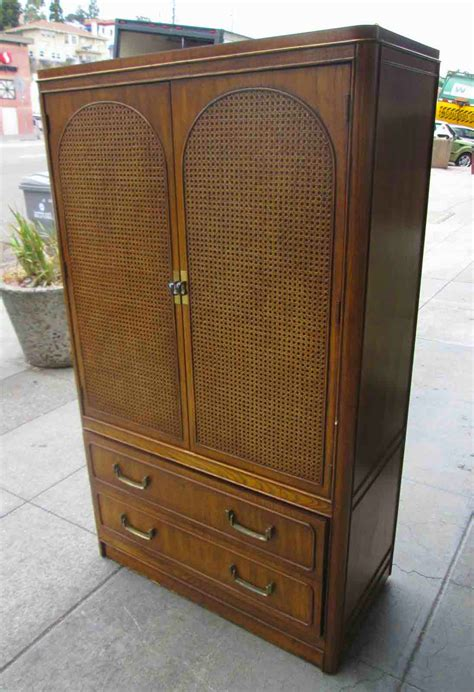Cloth Armoire by Uhuru Furniture Collectibles Sold Clothing Armoire 80