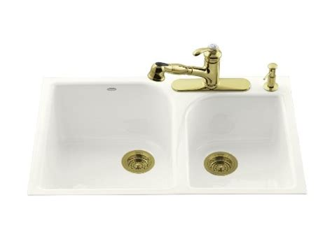 Kohler Executive Chef Sink Template by Sale Gt Kohler K 5931 4 0 Executive Chef Tile In Kitchen