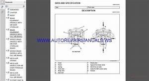 Hino Truck Fc6j Fc9j Fd8j Gd8j Fg8j Gh8j Fl8j Fm8j Fm1a Fm2p Sg8j Ft8j Gt8j Service Manual