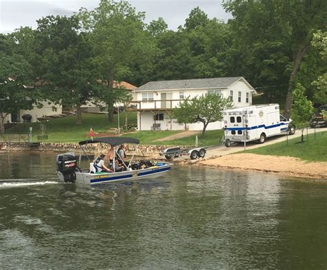 Crash Boat Today by Driver Arrested In Lake Of The Ozarks Boat Crash That